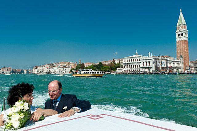 Fotografo di matrimonio: matrimonio immerso nella natura a Venezia