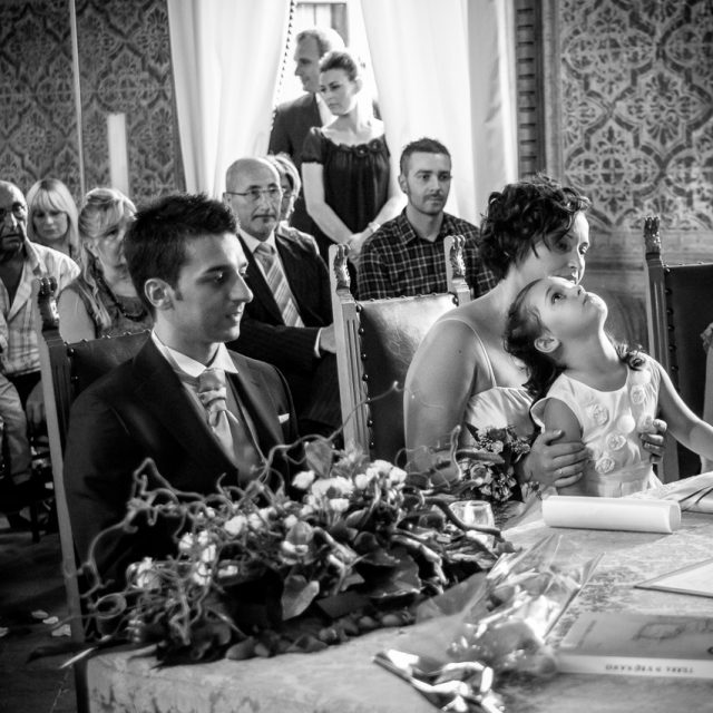 Italian Wedding in Castello Albani and Villa Giavazzi