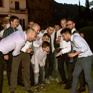 Fotografo di matrimonio: matrimonio italiano alla Dorda del Nonno