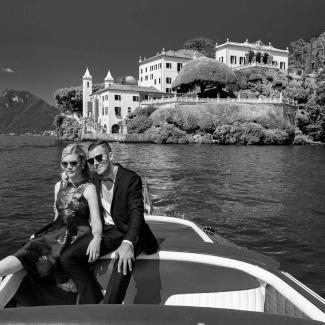 Fotografo di matrimonio: dagli USA a Villa Balbianello proposta di matrimonio