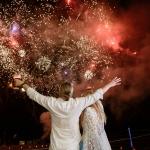 Fotografo di matrimonio: un colorato matrimonio a Sirmione villa Cortine Lago di Garda