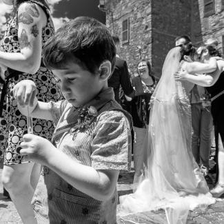 Fotografo matrimonio: matrimonio italiano a Orvieto e Villa il Patriarca Chiusi, Siena Toscana