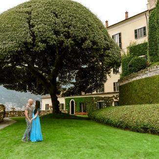 Fotografo di matrimonio: Proposta sul Lago di Como Villa Balbianello
