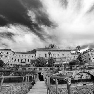 Fotografo di matrimonio: 50° anniversario a Bellagio Grand Hotel Villa Serbelloni