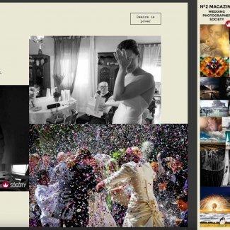Anche quest' anno una conferma: inserito nella top 100 mondiale dei fotografi di matrimonio