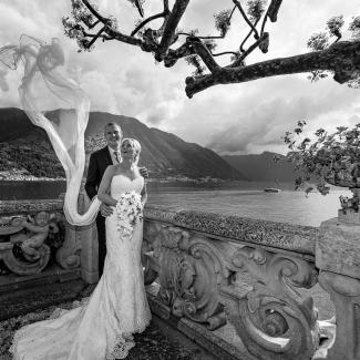 Fotografo di matrimonio: villa balbianello matrimonio sul lago di Como