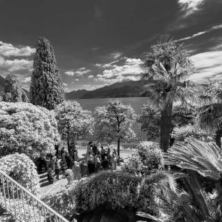 Fotografo di matrimonio: dalla Scozia al lago di Como Villa Cipressi Varenna