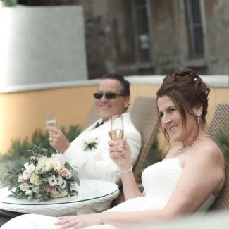 Fotografo di matrimonio: Matrimonio intimo a Villa Monastero Varenna