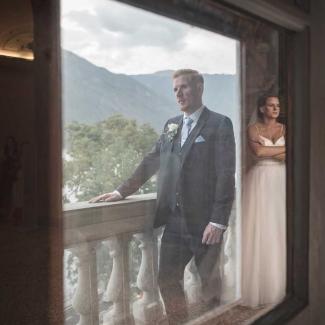 Fotografo di Matrimonio: Dall UK a Villa Carlotta Lago di Como
