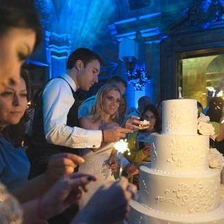 Fotografo di Matrimonio: Dalla Russia a Villa Erba Lago di Como