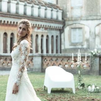 Fotografo di matrimonio:tradizionale matrimonio Italiano in Villa